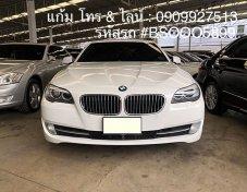 ฟรีดาวน์ BMW 520i 2.0 [F10] AT ปี 2013 (รหัส #BSOOO5899)