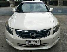 ขายรถ HONDA ACCORD 2.4 EL Navi ปี 2010
