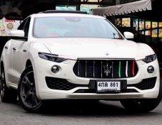 2017 MASERATI Quattroporte รับประกันใช้ดี