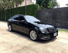 2011 BENZ  C 200  Elegance  W 204