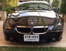 รถดีรีบซื้อ BMW SERIES 6