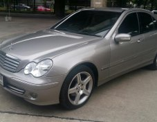 Benz C220 CDI 2.1 W203 A/T 2008