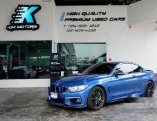 รถสวย ใช้ดี BMW 420d รถเปิดประทุน