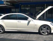 รถสวย ใช้ดี MERCEDES-BENZ S350 CDI รถเก๋ง 4 ประตู