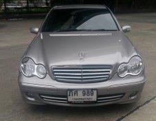 ขายรถ Benz C220 ปี 2008