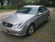 BENZ CLK240 Avantgarde 2.6 AT Sunroof ปี2004