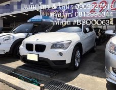 BMW X1 X DRIVE18I 2.0 [E84] AT ปี 2013