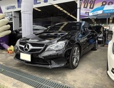 BENZ E200 2.0 COUPE SPORT AT ปี 2013