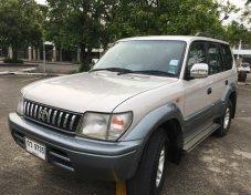 ขายรถ TOYOTA Land Cruiser ที่ นนทบุรี