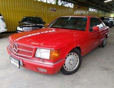ขายรถ MERCEDES-BENZ 500SEC V8 1989