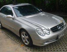 BENZ CLK240  ปี2004