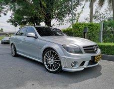 Mercedes Benz C63 AMG 6.3 W204 V6 ปี2010