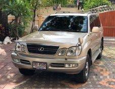 ขายรถ TOYOTA Land Cruiser Cygnus 2003