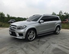 2014 MERCEDES-BENZ GL350 รับประกันใช้ดี