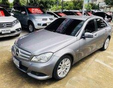 2013 Mercedes-Benz C220 CDI Elegance sedan
