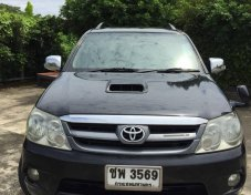 TOYOTA FORTUNER 3.0 V 4WD ปี2007 suv
