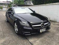 """""""2012 Benz CLS250"""