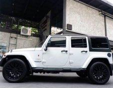 Jeep Wrangler Kahn Design ปี 2014