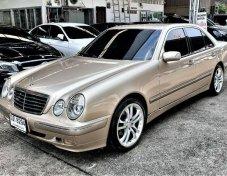 ขายรถ MERCEDES-BENZ E240 Elegance สวยงาม