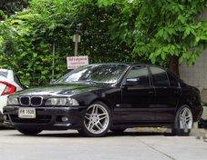 รถสวย ใช้ดี BMW 530i รถเก๋ง 4 ประตู