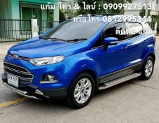 FORD ECOSPORT 1.6  ปี 2014