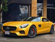 2017 Mercedes-Benz GT S AMG coupe