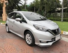 2017 NISSAN Note รับประกันใช้ดี
