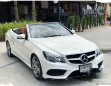 ขายรถ MERCEDES-BENZ E200 AMG Dynamic 2014