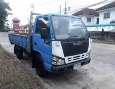 2004 ISUZU ELF รถบรรทุก 4 ล้อ NKR66E โฉม ตาเพชร  Truck