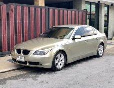 2005 BMW SERIES 5 รับประกันใช้ดี