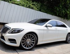 2016 Benz S500e Plung-in Amg  Full option