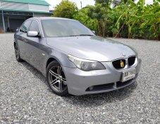ขาย BMW 520i E60 ปี 2006 เรียบหรู 415,000 บาท