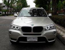 2012 BMW X3 รับประกันใช้ดี