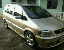 ขายรถ CHEVROLET Zafira ที่ นนทบุรี