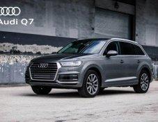 2018 Audi Q7 TDI suv