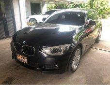 รถสวย ใช้ดี BMW 116i รถเก๋ง 5 ประตู