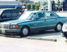 1990 MERCEDES-BENZ 300SE รถเก๋ง 4 ประตู สวยสุดๆ