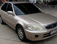 Honda City 1.5TypeZ A/T 2001