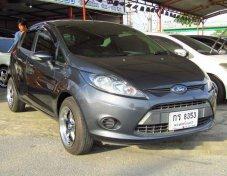 2013 FORD Fiesta รับประกันใช้ดี