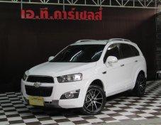 2012 Chevrolet Captiva LTZ 4WD