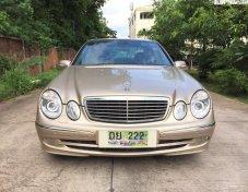 Benz E 240  2.6  222
