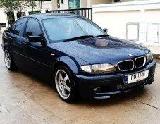 2002 BMW 318i E30 sedan