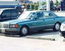 1990 Mercedes-Benz 300SE Classic sedan