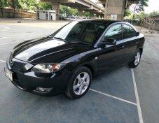 2006 Mazda 3 1.6V รถพร้อมใช้ ช่วงล่างหนืบๆ เครดิตดีฟรีดาวน์