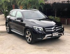 Mercedes-Benz GLC 250d  ปี 2017