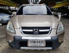 HONDA CRV, 2.0 E ( i-VTEC) ปี2003AT