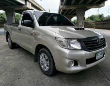 Toyota Vigo S/C ตอนเดียว 2.5J M/T 2013(จัดเต็มฟรีดาวน์)