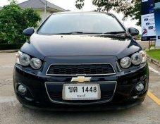 CHEVROLET SONIC 1.4 LTZ ปี2014 sedan