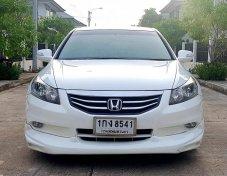 HONDA ACCORD 2.0 EL Japan ปี2012 sedan