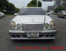 Mercedez Benz E 240 V6 w211/ 1996 ตัวท้อปสุด เอวันการ์ด